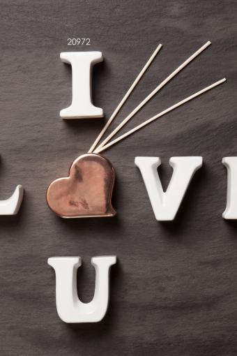 Bomboniere e partecipazioni CLARALUNA DIFFUSORI LOVE