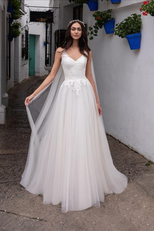PRONOVIAS HALIMEDE 1