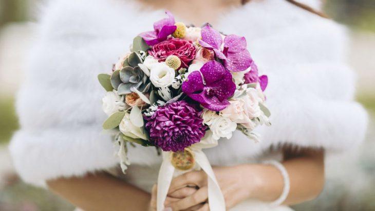 bouquet matrimoni crema